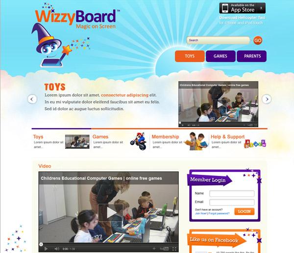 Wizzyboard