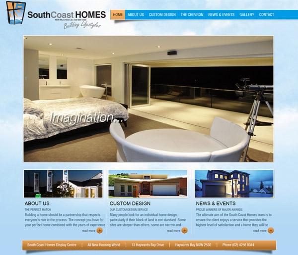South Coast Homes
