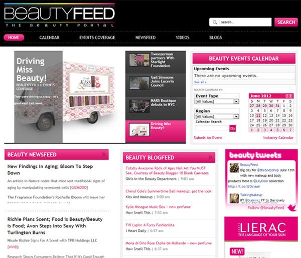 Beauty Feed